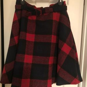 Dresses & Skirts - Plaid skirt